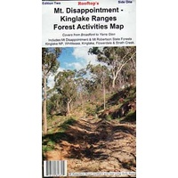 ROOFTOP MAPS - Mount Disappointment - Kinglake Ranges