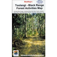ROOFTOP MAPS - Toolangi/Black Range 3rd Edition