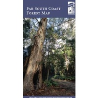 STATE FORESTS OF NSW - Far South Coast Forest Map
