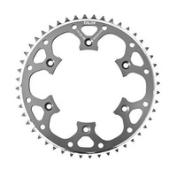TALON - SILVER - 51 Tooth Rear Sprocket to suit: Yamaha - TR339 (520)