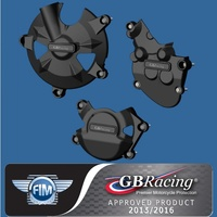 GBRacing Engine Case Cover Set - KAWASAKI ZX10R 08-10
