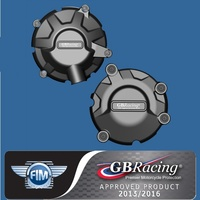 GBRacing Engine Case Cover Set - MV Agusta F3 675 / 800 - Brutale 675 / 800 - Rivale 800 - Stradale 800 - Tourismo Veloce 800