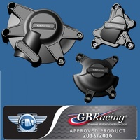 GBRacing Engine Case Cover Set for Yamaha YZF1000 R1 09-14