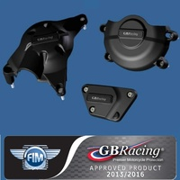 GBRacing Engine Case Cover Set for Yamaha YZF600 R6 06-18