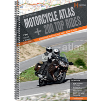 Australian Motorcycle Atlas - 2 books