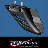 GBRacing Shark Fin - Universal Chain Guard - KAWASAKI