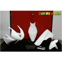 Doctor Glass Fairing Kit - Triumph 675 / 675R 13-16