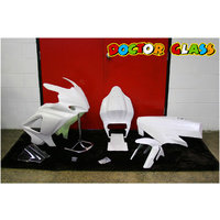 Doctor Glass Fairing Kit - Suzuki GSXR1000 07-08