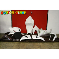 Doctor Glass Fairing Kit - Suzuki GSXR1000 09-16