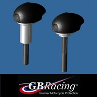 GBRacing Bullet Frame Sliders - RACE (Short) - Suzuki GSXR1000 09-16