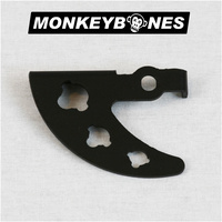 MonkeyBones Banana Chain / Toe Guard - H1 - HONDA CBR1000 04-16 / CBR600 04-16