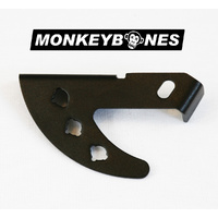 MonkeyBones Banana Chain / Toe Guard - S1 - SUZUKI GSXR1000 04-19