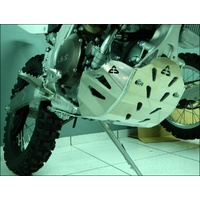 ACD RACING - ALLOY BASHPLATE & RADIATOR GUARDS & FRAME GUARDS COMBO DEAL - YAMAHA WR450F 07-11