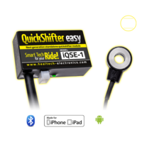 Healtech QuickShifter Easy - Next generation standalone quickshifter + Harness